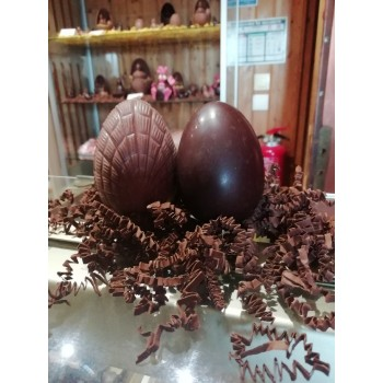 Petit Oeuf  en chocolat noir 70%