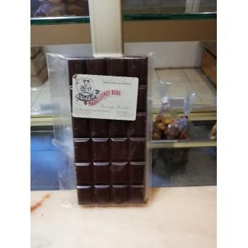 Tablette chocolat noir 70% 100gr