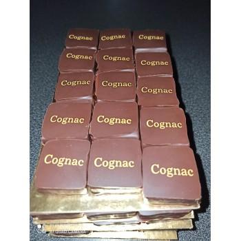 Ganache COGNAC chocolat noir