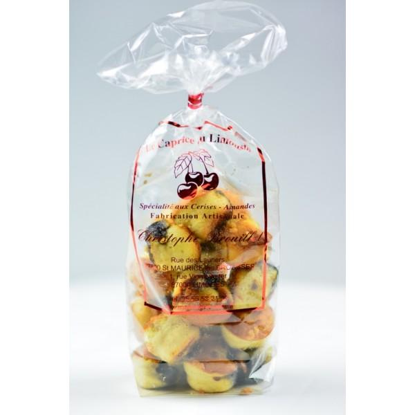 Caprices à la cerise - sachet de 250 g